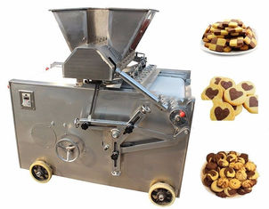 Durable Cookie Depositor Machine For Making Double Color Cookie